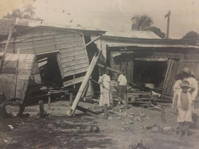 Terremoto de San Fermin 1918 - octubre 11 2019