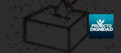 Elecciones 2020: Conoce a los candidatos del Proyecto Dignidad