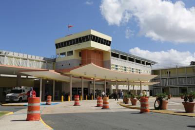 Sala de Emergencias Centro Médico de Río Piedras