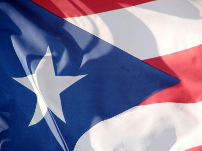 Bandera de Puerto Rico - julio 1 2020