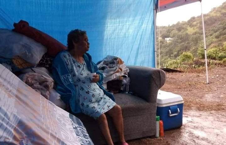 Yauco - anciana - inundacion - Foto via Omar El Tonka Facebook - enero 24 2020