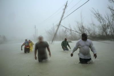 Bahamas - Dorian - sobrevivientes - Foto captura de pantalla - septiembre 4 2019