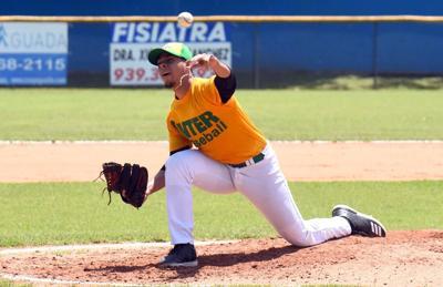 Beisbol - LAI - Interamericana - pitcher - Foto via Cybernews - octubre 4 2019