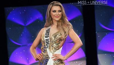 Madison Anderson Berrios - Miss Puerto Rico - Foto via Miss Universe Twitter - diciembre 9 2019