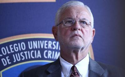 Héctor Pesquera, secretario de Seguridad Pública.