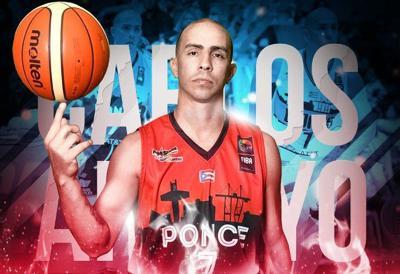 Carlos Arroyo - Ponce - Foto via BSN - marzo 15 2019