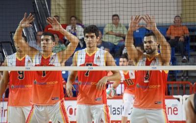 Voleibol - Mulos - Juncos - Foto suministrada - junio 13 2019