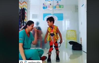Video - fisioterapeuta - captura de pantalla - febrero 25 2019