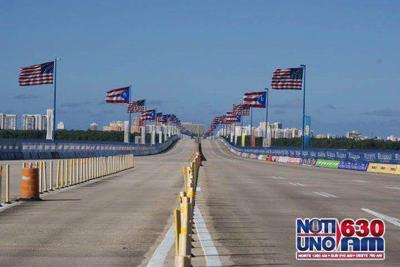 Puente Teodoro Moscoso - Foto NotiUno - noviembre 4 2019
