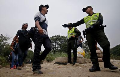 """Policía de Colombia desarrolla el """"Plan Frontera Segura, Tranquila y Humanitaria"""""""