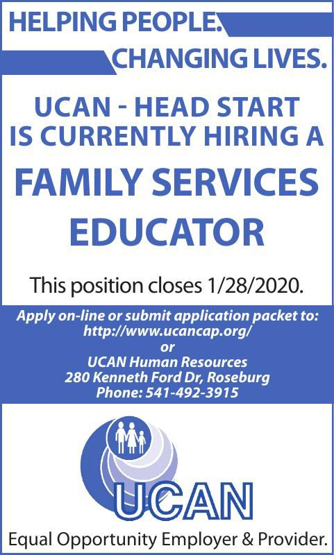 Family Services Educator