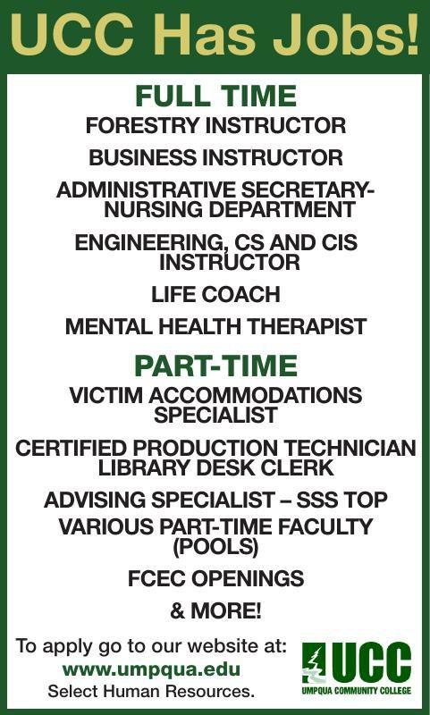 UCC Has Jobs!