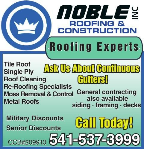 Noble Roofing & Construction