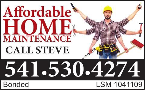 Affordable Home Maintenance