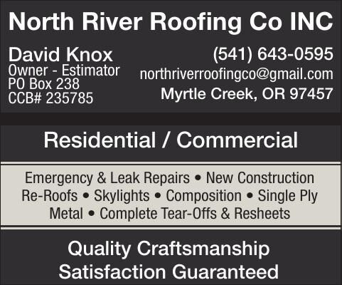 North River Roofing Co., INC