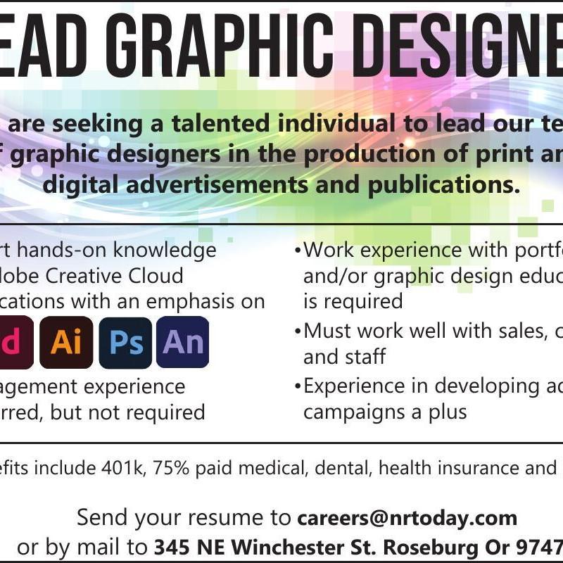 Lead Graphic Designer