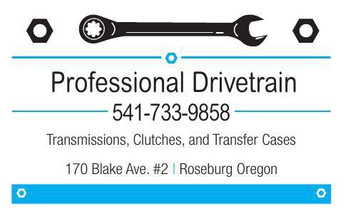 Professional Drivetrain