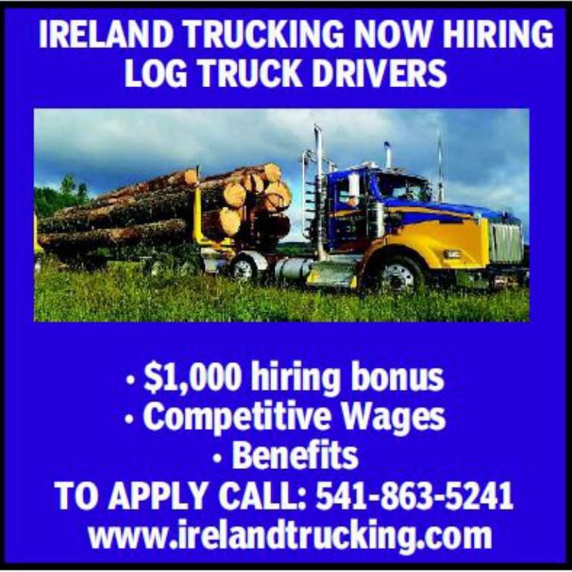 Ireland Trucking
