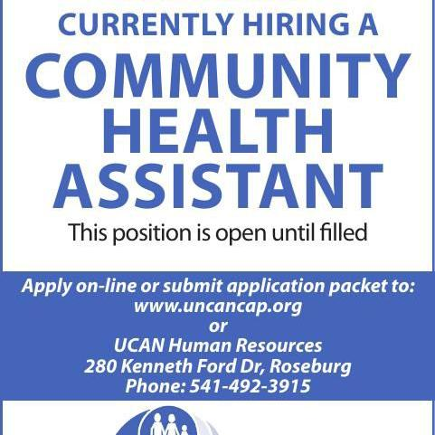 Community Health Assistant