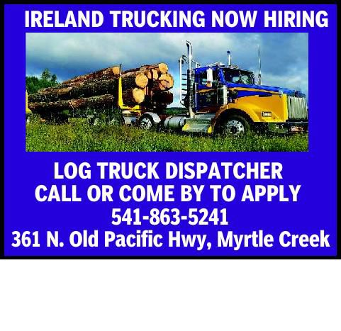 Log Truck Dispatcher