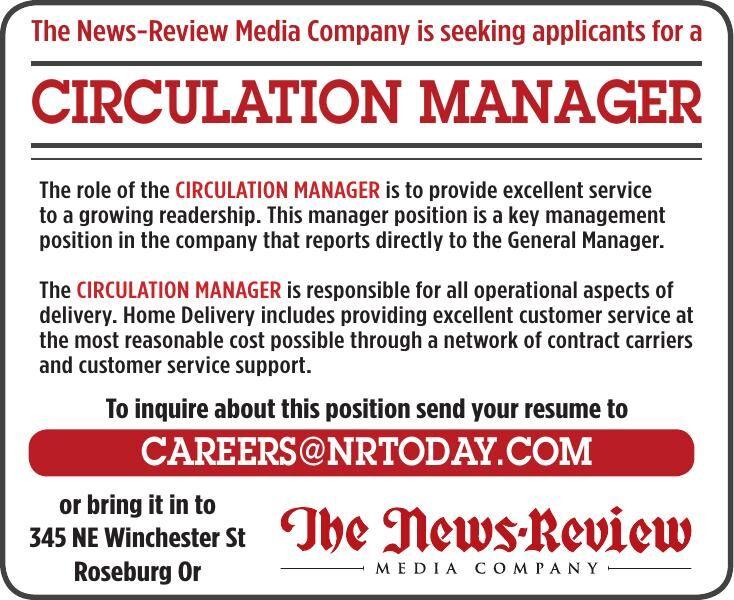 Circulation Manager