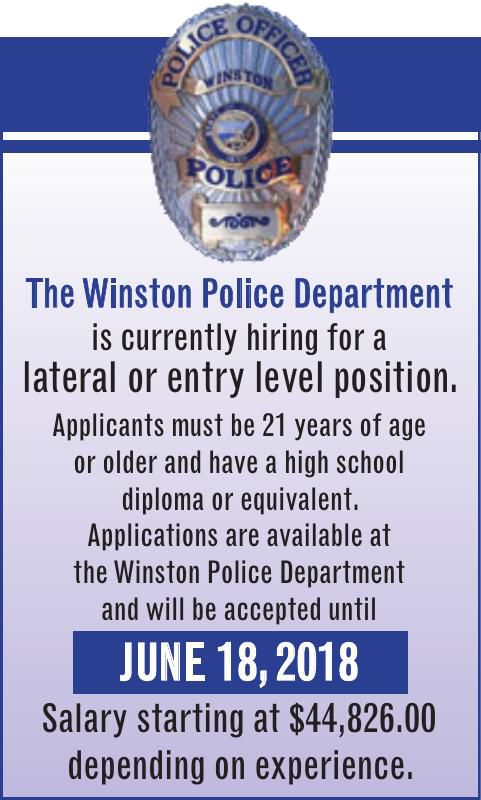 The Winston Police Department