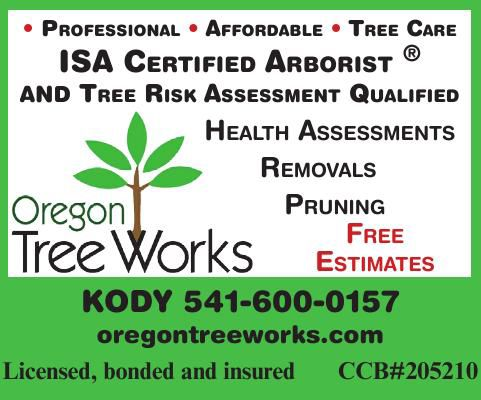 • Professional • Affordable • Tree Care
