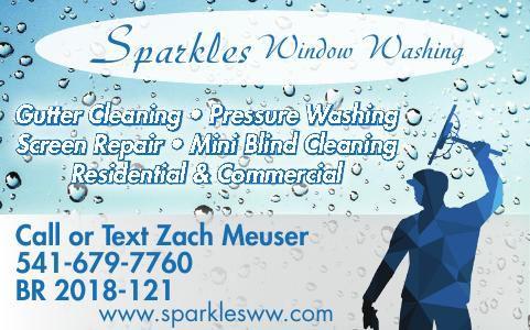 Sparkles Window Washing