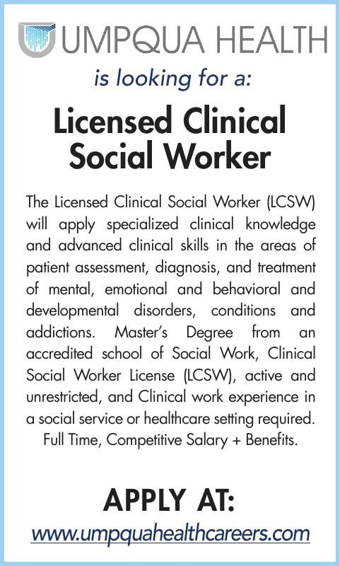 Licensed Clinical Social Worker