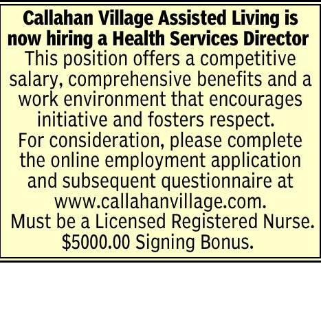 Callahan Village Assisted Living is