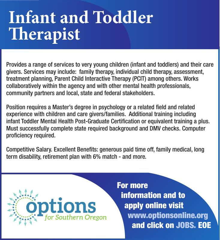 Infant and Toddler Therapist