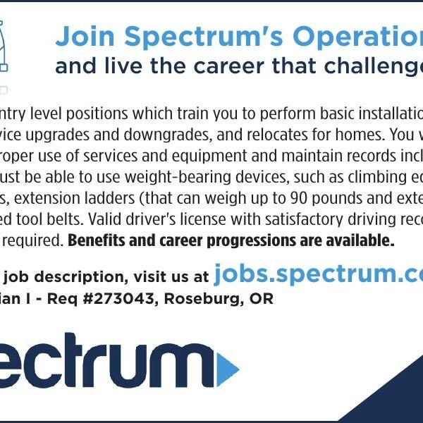 Join Spectrum's Operations Team
