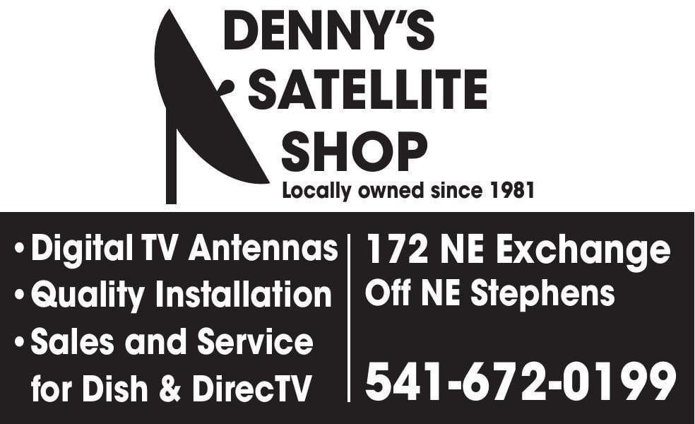 Denny's Satellite Shop