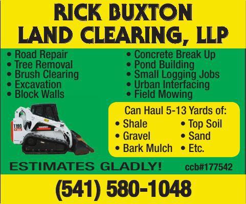 RICK BUXTON