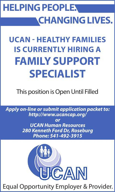 Family Support Specialist
