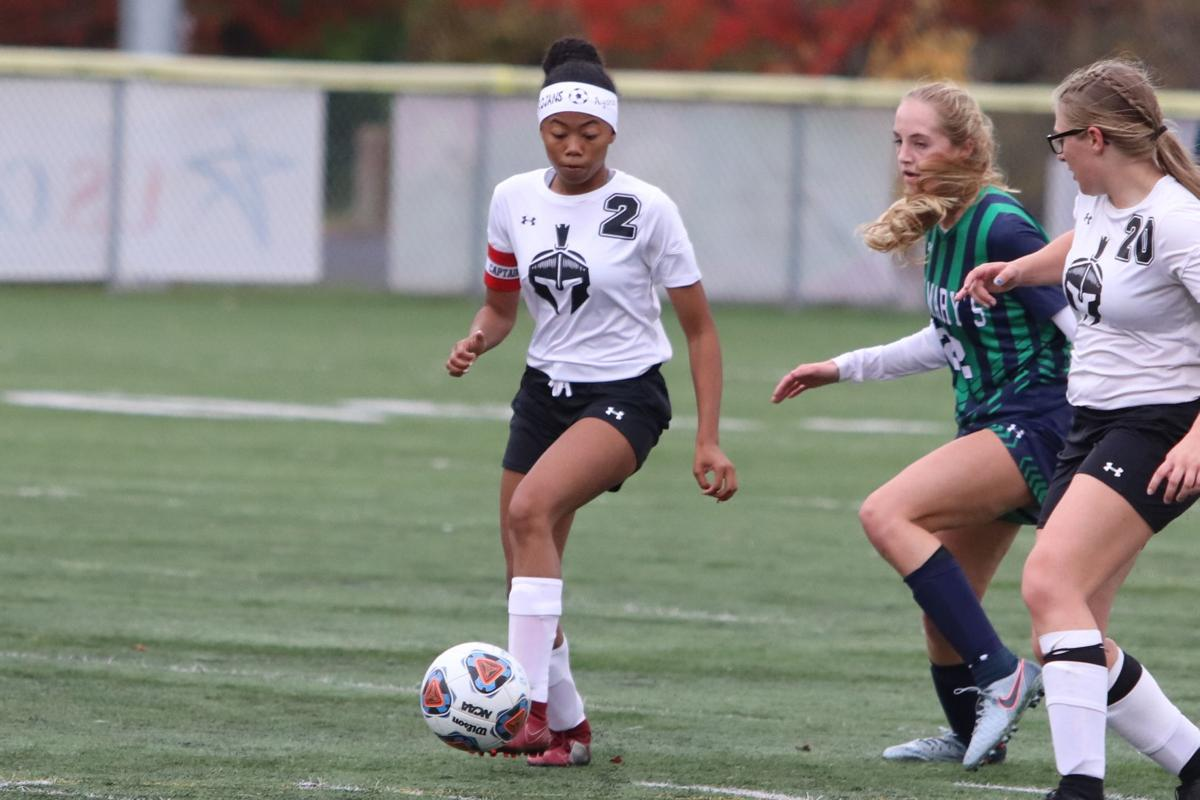 Douglas girls soccer