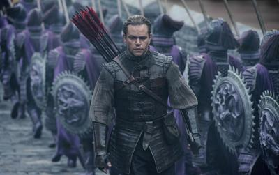 Film Review The Great Wall