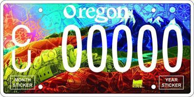 license plate 1