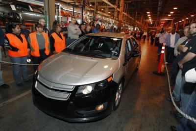 General Motors Detroits Rebound