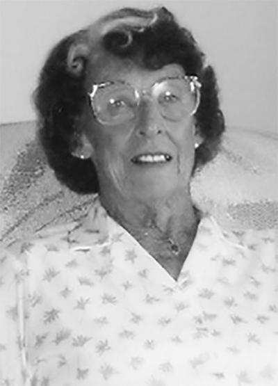 Marie Louise (Shirley) Haines
