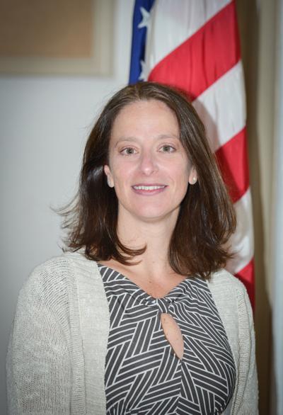 Carla Spinelli, chief of quality management at Roseburg VA