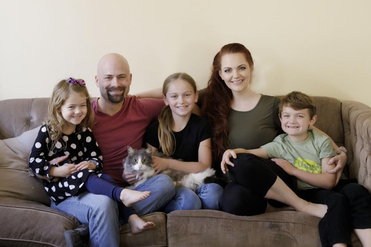 Lexi family portrait