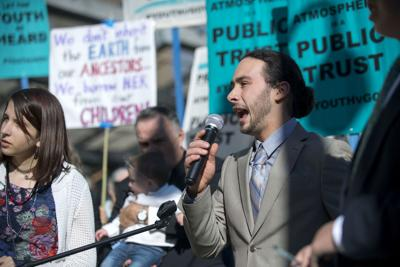 Youth Climate Lawsuit