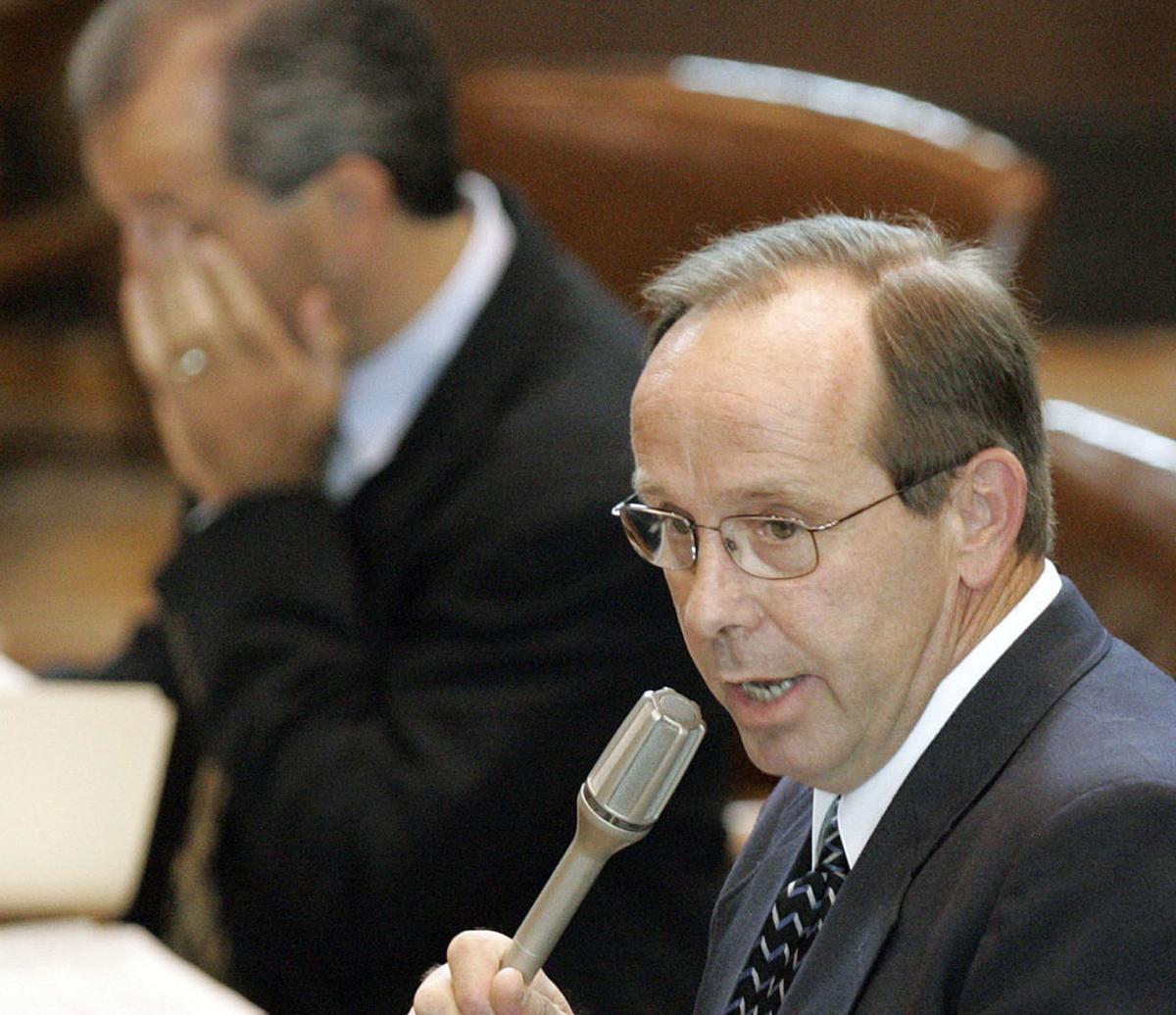 State Senator Sexual Misconduct