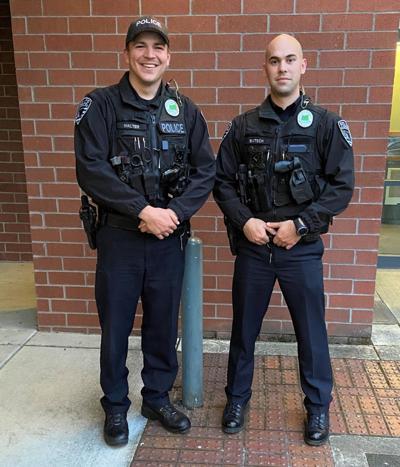 officer commendation
