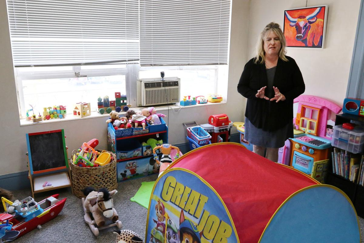A Safe Place Oregon creates safe place for supervised visitation in