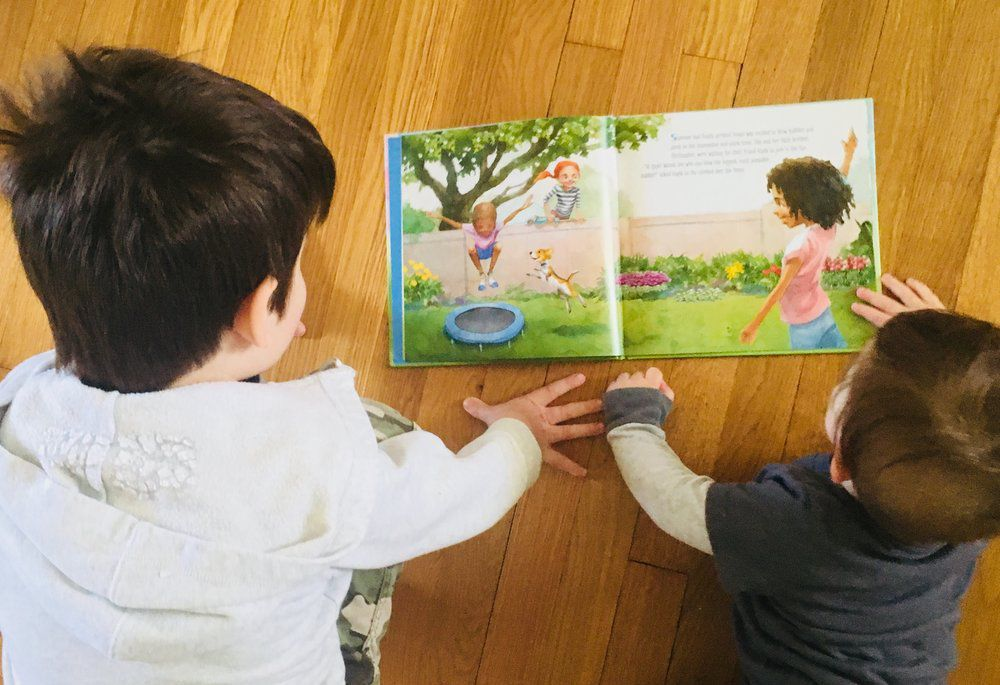 Parents will love new children's book