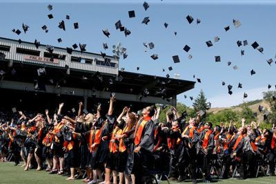 Roseburg High graduates