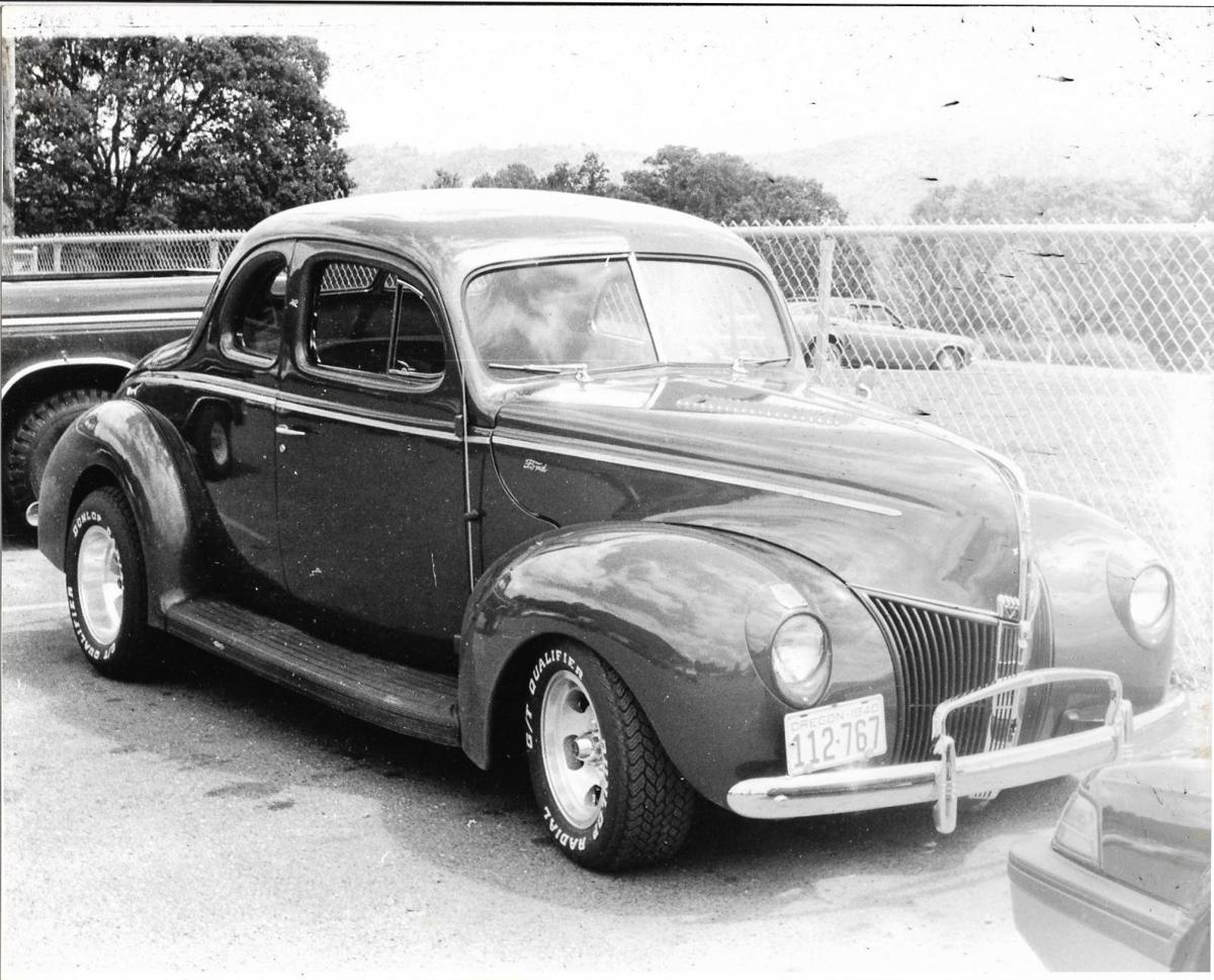 Walt Dickover car 5