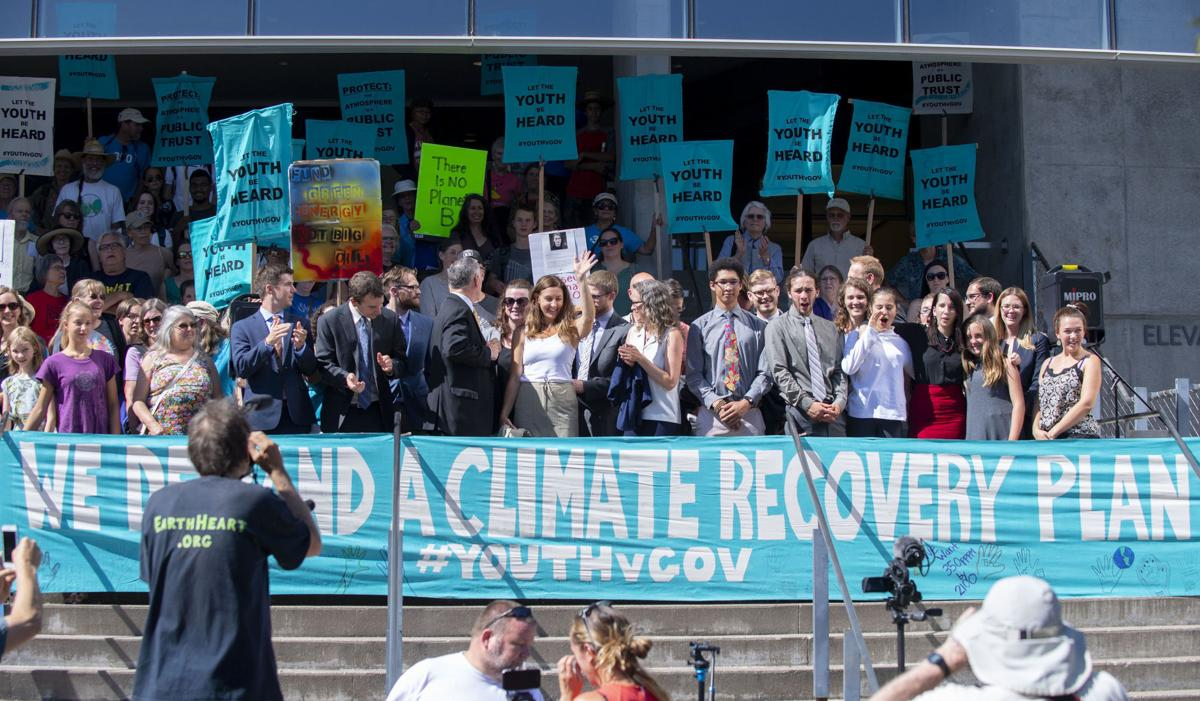 Youth Climate Change Lawsuit